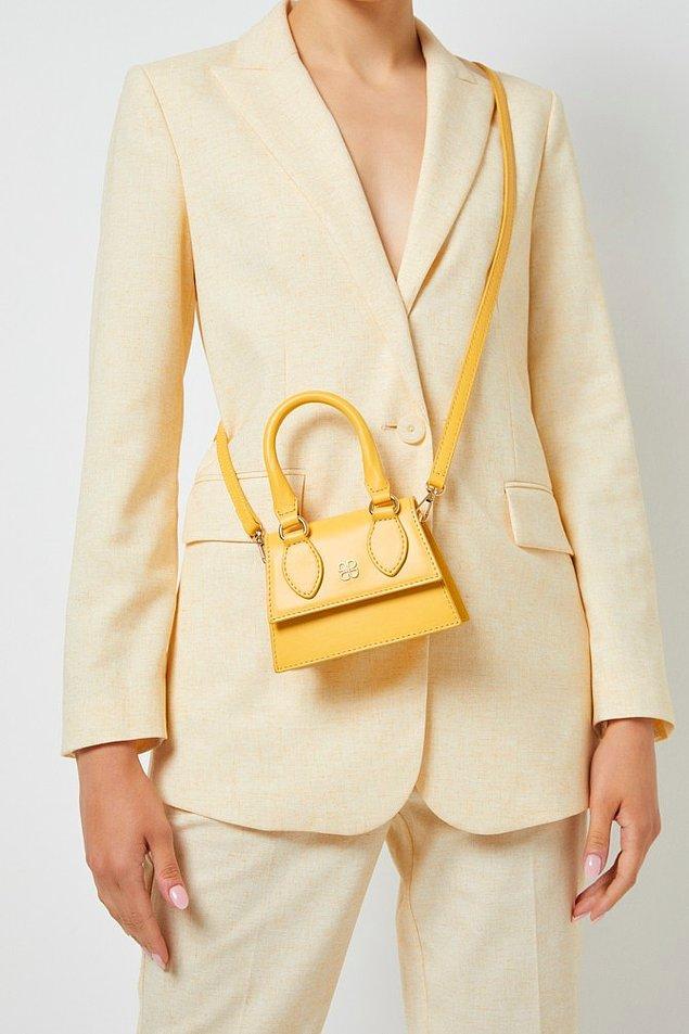 6. Derimod çanta modelleri ile renklerin cazibesine kapılabilirsiniz. 😋
