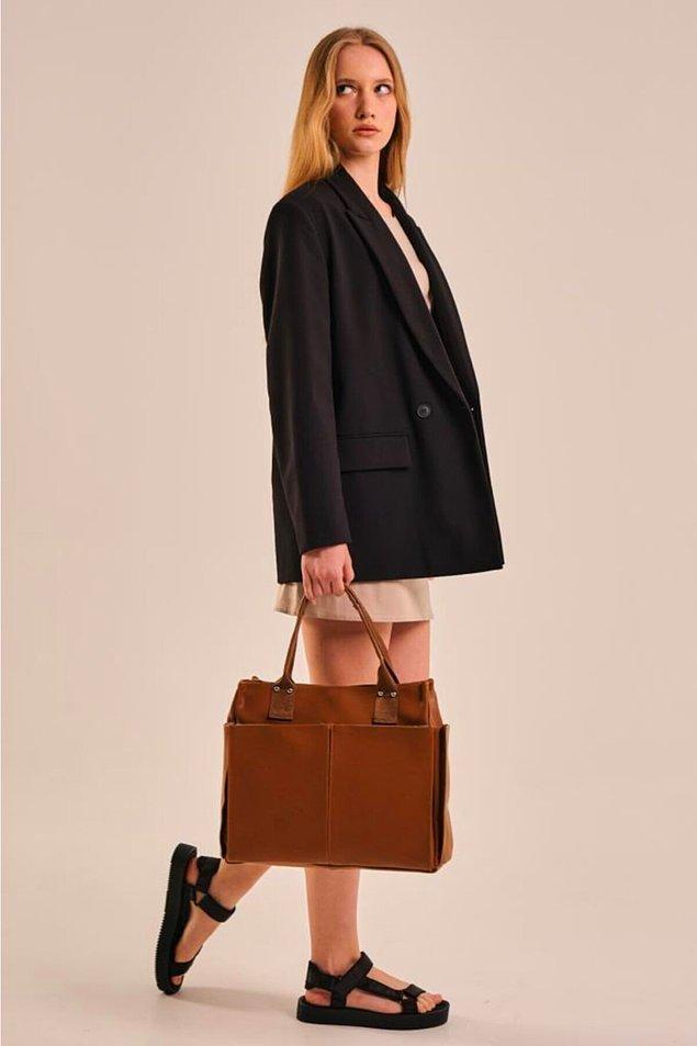 10. Ofis şıklığınızı tamamlayacak evrak çanta modelleri için; ⬇
