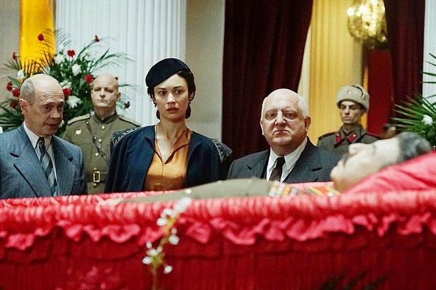 3. Death of Stalin (2018)