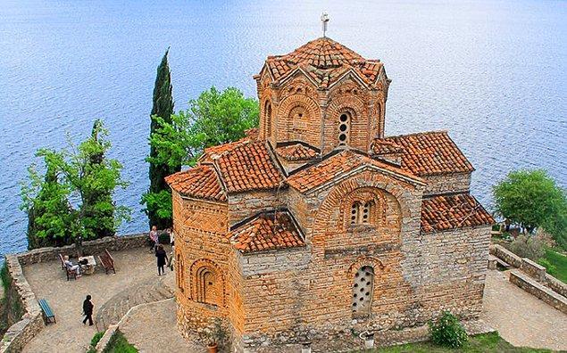 11. Aziz Yuhanna Kilisesi