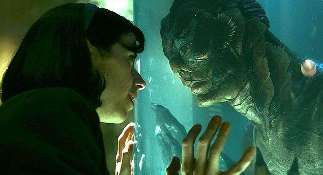 10. The Shape of Water (2017)