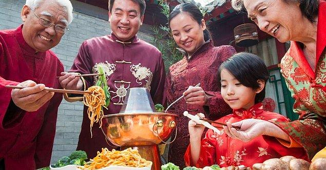 Çinliler kesinlikle kültürleri açısından bakıldığında diğer pek çok ülkeden çok daha farklı bir toplum.