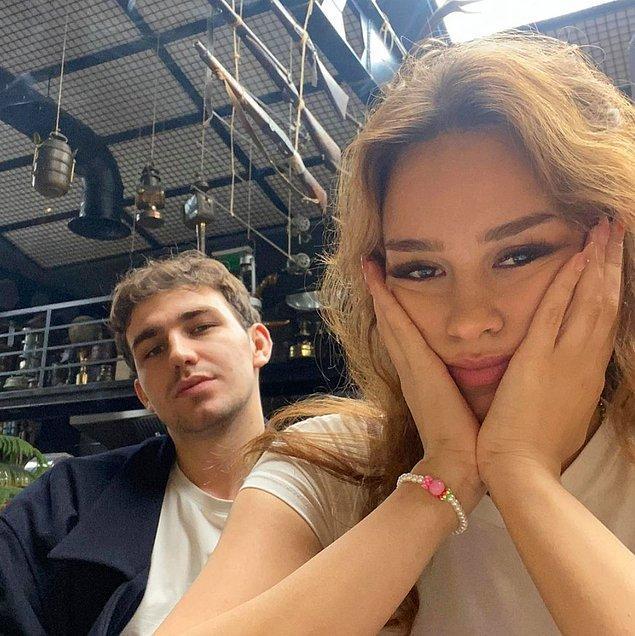 11. Berkcan Güven sosyal medya hesabından sevgilisiyle ayrıldığını açıkladı!