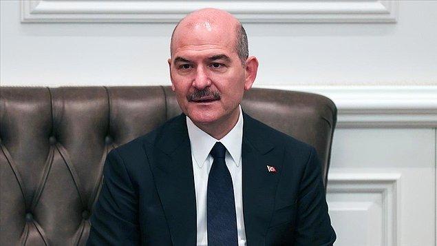 """Soylu: """"Olay Kürt-Türk meselesi değil 11 yıllık bir husumet"""""""
