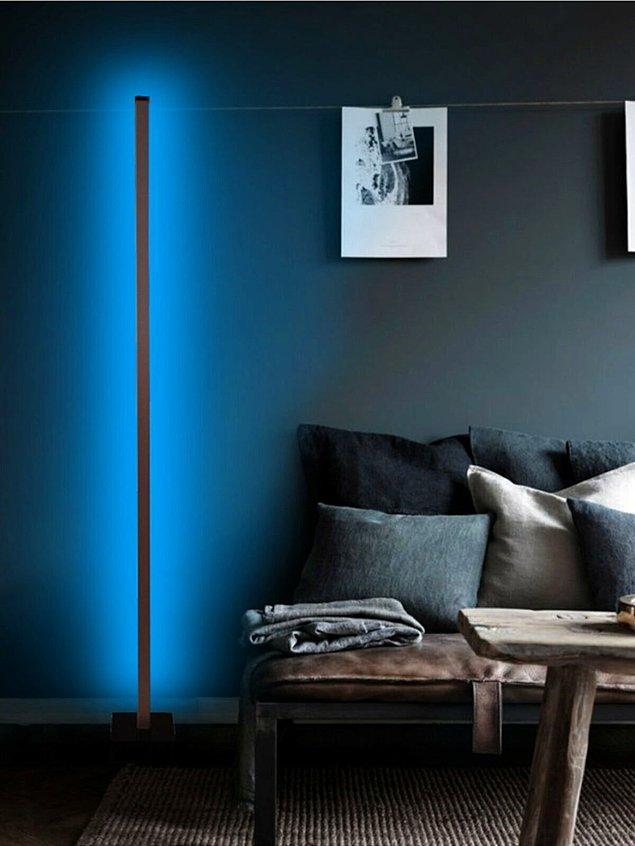 9. Ayaklı led lamba yapabileceğiniz en modern tercih olabilir!