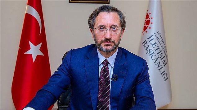 """İletişim Başkanı Altun: """"Konya'daki vahşi katliamın ideolojik saiklerle işlendiği propagandası bir provokasyondur"""""""