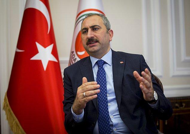 """Adalet Bakanı Gül: """"Etnik veya ideolojik bir saikle gerçekleştiğine dair bir bulgu söz konusu değil"""""""