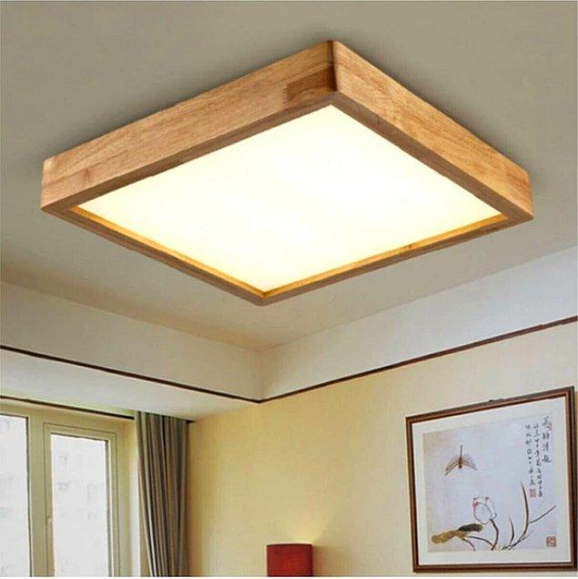 14. Tavan lambası modelleri içerisinde en havalı olanı seçtik!