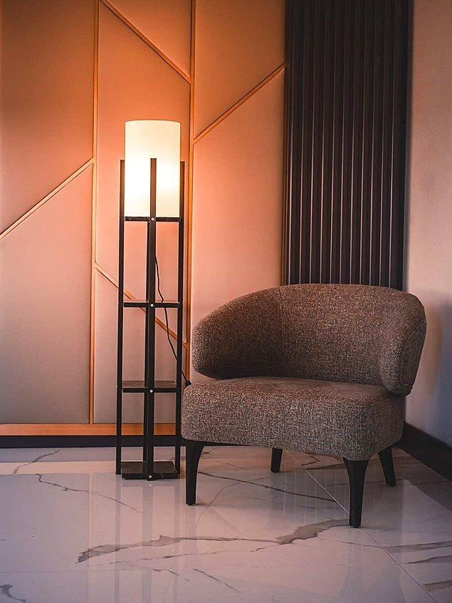 20. Raflı lambader mi? Hayal değil!😎
