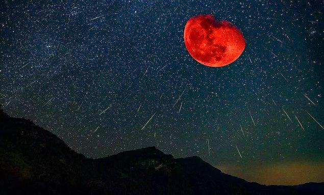 Meteor Nedir, Nasıl Oluşur?