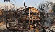Yangından Etkilenen Yerler 'Genel Hayata Etkili Afet Bölgesi' İlan Edildi