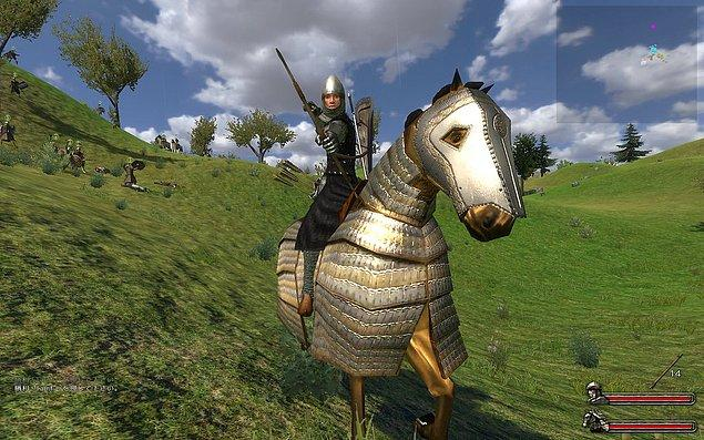 5. Mount And Blade