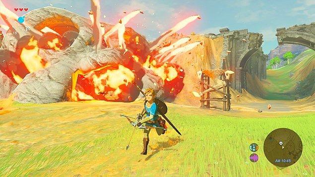 6. Legend of Zelda: Breath of the Wild