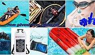 Su Sporları ve Dalış Yaparken Kullanabileceğiniz İşe Yarar Malzemeler