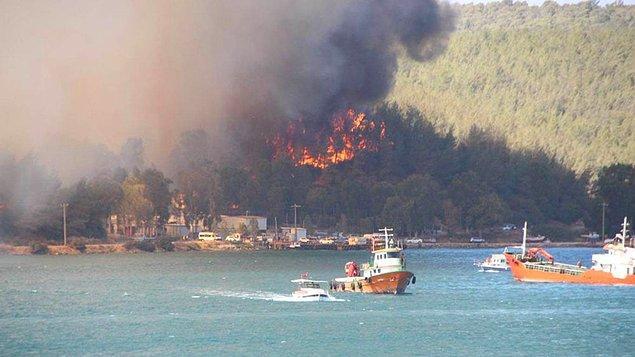 Her geçen gün yeni bir acı haber gelmeye devam ediyor: Türkiye'nin her bir yanı alevler içinde yanıyor...