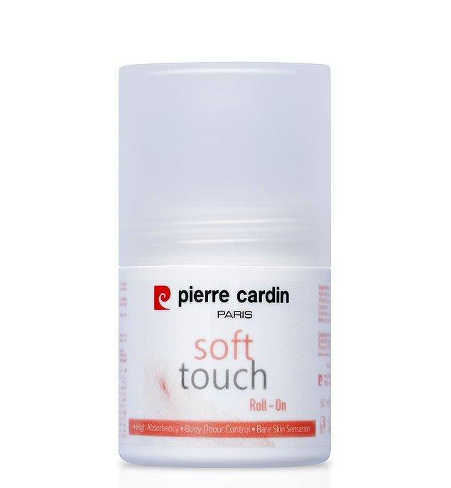 3. Uzun saatler etkili ve taptaze kokulu bir roll on arıyorsanız, Pierre Cardin roll-on ürünlerini severek kullanabilirsiniz. 🌸