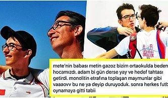 Olimpiyat Şampiyonu Milli Okçumuz Mete Gazoz'un Başarısının Arkasındaki Gizli Kahraman: Metin Gazoz