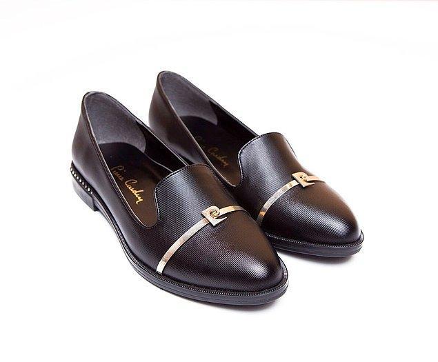 8. Pierre Cardin ayakkabılar, hem şıklıktan hem de rahatlıktan yana olanları memnun edecek modeller arasında! 🤩