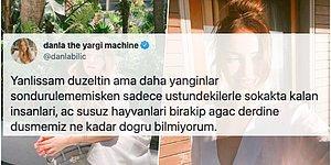 Danla Bilic, Fidan Bağışlayan İnsanları Eleştirince Sosyal Medyada Yeni Bir Tartışma Başladı