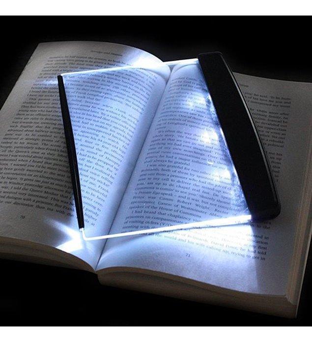 9. Kitap okuma ışığı
