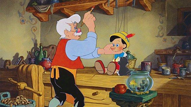 3. Pinokyo ilk kez bir İtalyan gazetesinde yayınlandı.