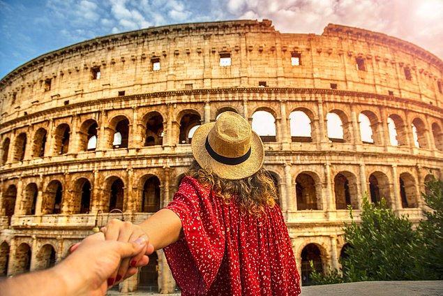 10. Dünyanın en fazla ziyaret edilen beşinci ülkesi...