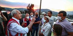 Kılıçdaroğlu: 'Erdoğan Ormanlarda Yapılaşma Yetkisini Turizm Bakanına Verdi'