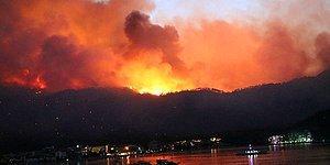 Manavgat, Gündoğmuş, Akseki, Bodrum, Milas, Köyceğiz, Kavaklıdere, Marmaris ve Uşak... Yangınlarında Son Durum