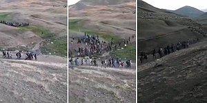 Türkiye Sınırından Geçen Afgan ve Pakistanlı Mültecilerin Tepki Çeken Görüntüleri: Sınırımızın Başı Boş mu?