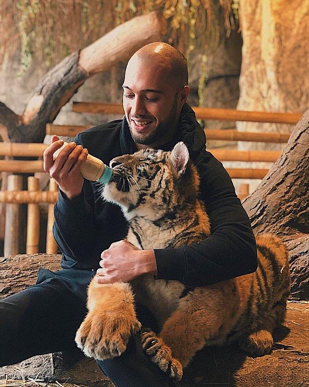 Hayvanat bahçelerinde fotoğraf çekmek için para ödenen o hayvanlar da bu vahşetin bir parçası.