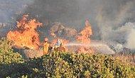 Muğla'da Alarm! Bir Bölgede Daha Alevler Yükseldi: Muğla'da 2 Yangın Daha Çıktı