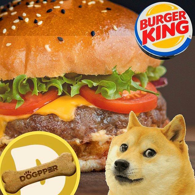 Burger King Brezilya tarafından yapılan açıklama.