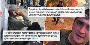 Hakkı Ödenmeyen İtfaiye Erlerinden Umutsuz Gençlere Twitter'da Son 24 Saatin Viral Olan Paylaşımları