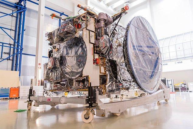 Jüpiter'in uyduları için sırada büyük keşif hamlesi var.