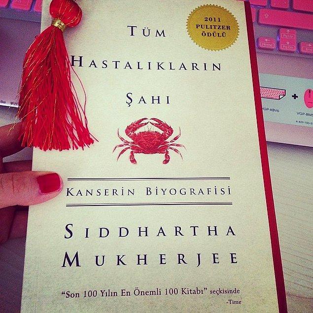7. Tüm Hastalıkların Şahı - Siddhartha Mukherjee