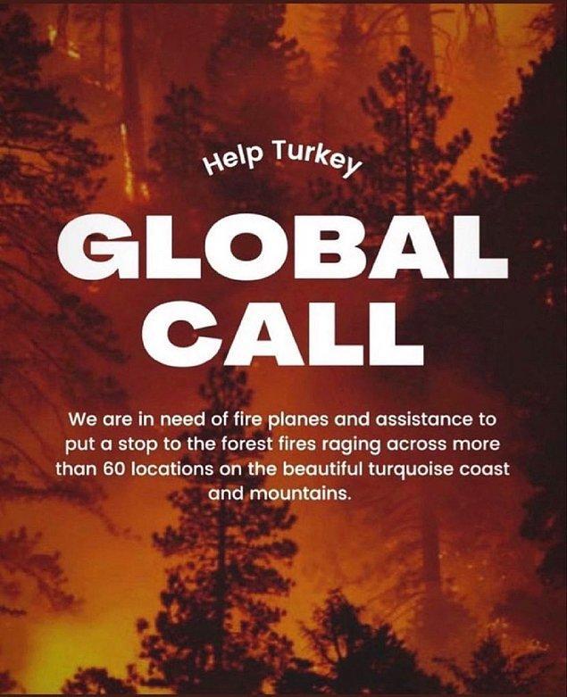 Help Turkey Paylaşımlarının Nedeni Ne?