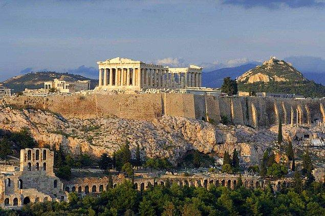 Antik Yunan'dan Rönesans'a Geçiş..