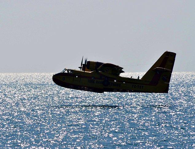 Gönderilecek uçaklardan THK envanterinde 9 adet bulunuyor ancak kullanılmıyor.
