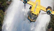 THK Envanterinde Bunlardan 9 Adet Var... Avrupa Birliği, Yangınlara Müdahale İçin 3 Uçak Gönderiyor