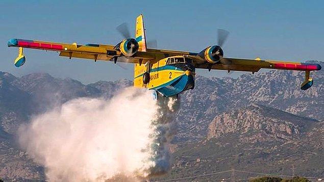 Çünkü ülkemizde yeterli sayıda yangın söndürme uçağı ve helikopter yok. Havadan müdahale yapılamadığı için yangınlar giderek şiddetlendi. Birçok ormanlık alan, birçok can yangın kontrol altına alınamadığı için kül oldu.