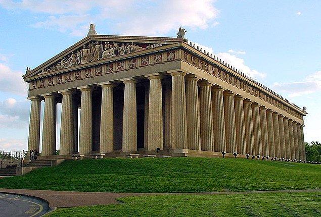 2. Parthenon/ Yunanistan