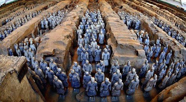 3. Toprak Askerler/ Çin