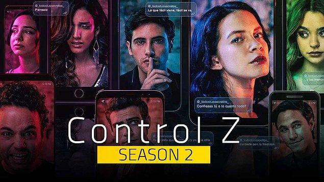 3. Control Z / 2. Sezon / 4 Ağustos