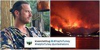 Kıvanç Tatlıtuğ, Yaptığı Paylaşımla Çıkan Orman Yangınlarıyla İlgili Tüm Dünyaya Yardım Çağrısında Bulundu!
