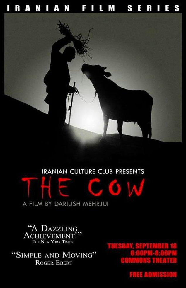 2 Ağustos 21.00 - The Cow (İnek)