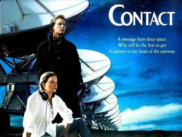 14 Ağustos 21.30 - Contact (Mesaj)