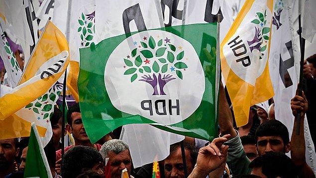 HDP'nin birçok ismi katılmadı...