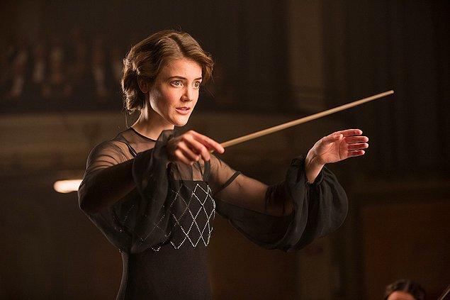 21 Ağustos 21.30 - The Conductor (Bir Kadın Zaferi)