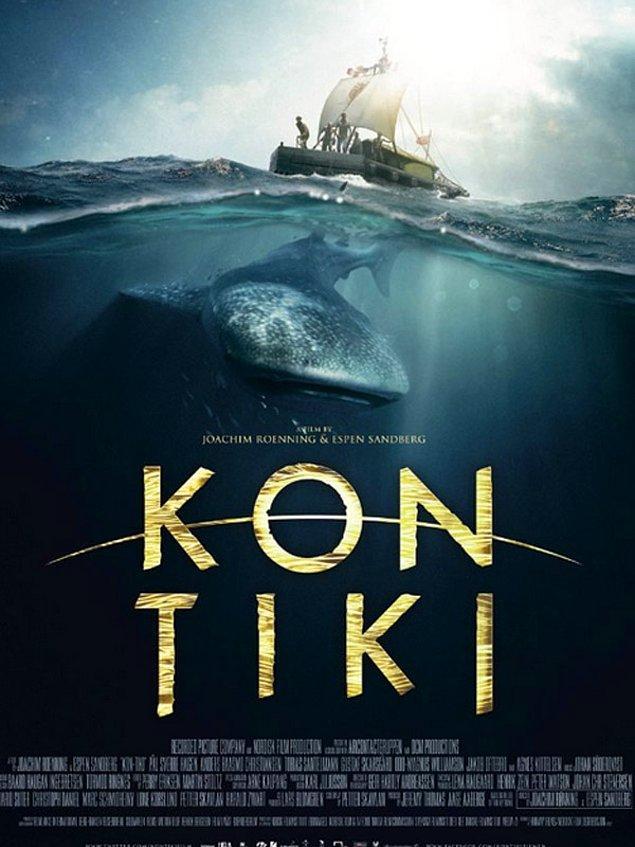 27 Ağustos 21.30 - Kon-Tiki