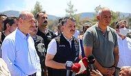 """Bakanlar Muğla'da Son Durumu Açıkladı: 'Her Gelen Yardımı Kabul Etmiyoruz"""""""